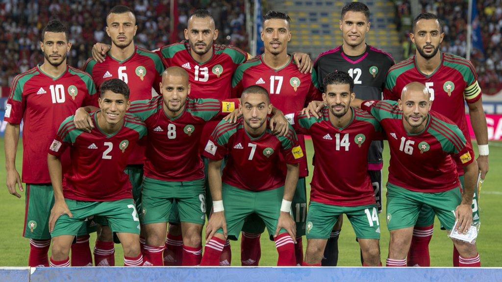 المغرب وجامبيا بث مباشر