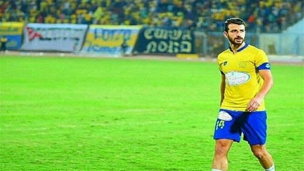 اشتباه في إصابة محمود متولي بخلع في الترقوة