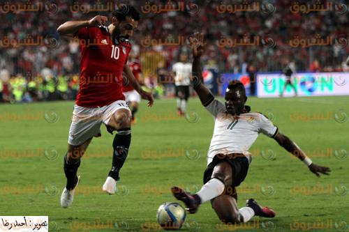 CAF يستبعد محمد صلاح من جائزة أفضل لاعب