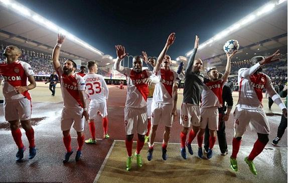 موناكو يفوز على نانسي ويعزز صدارته للدوري الفرنسي