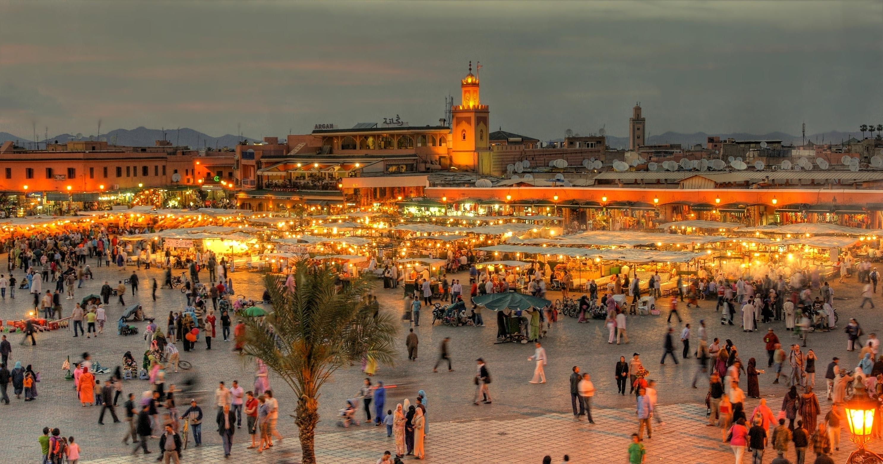 المغرب تتقدم بطلب استضافة كأس العالم 2026