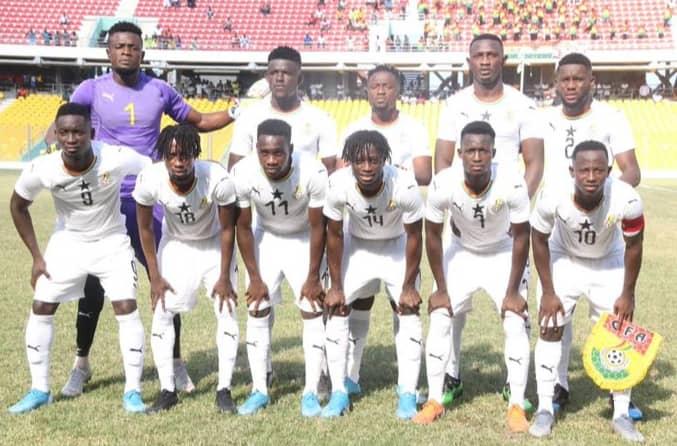 منتخب غانا الأولمبي