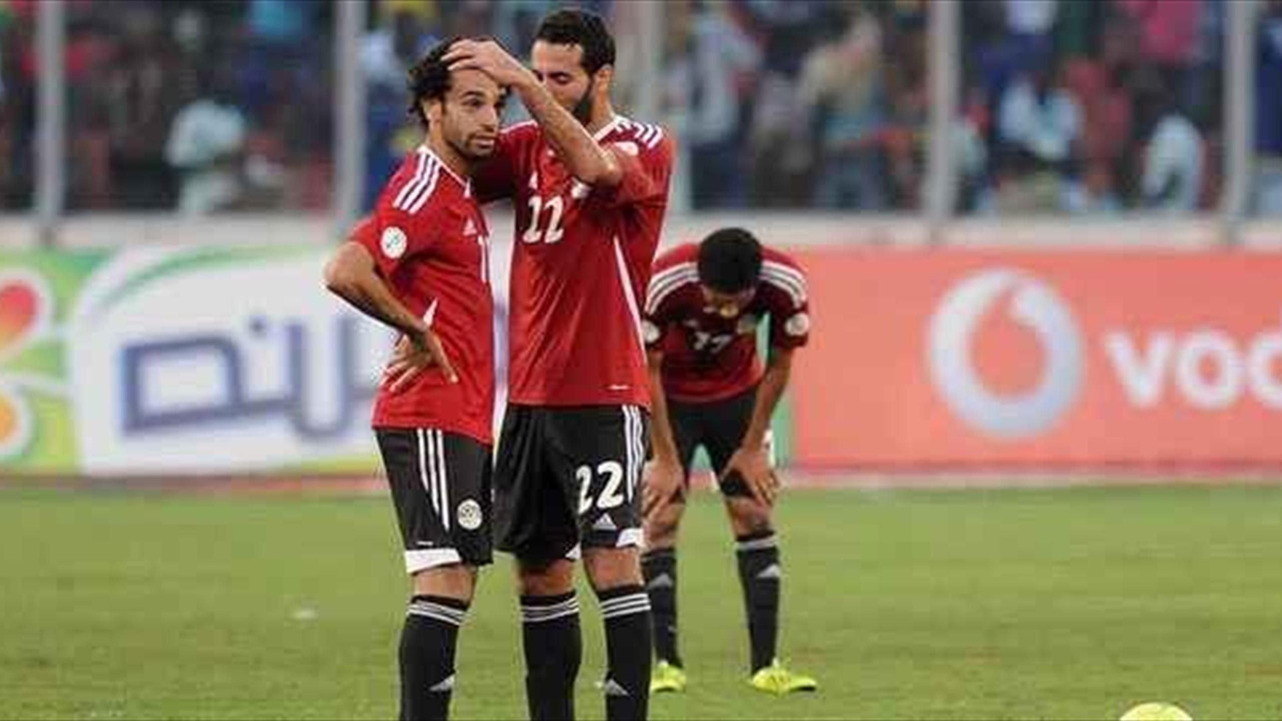 Image result for مصر غانا 6-1 تريكة وصلاح