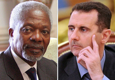 bashar anan By anan alsheikh haidar  there is still not sufficiently strong public evidence to connect the regime of syrian president bashar al-assad with this use of .