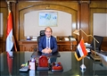 المهندس عمرو نصار، وزير التجارة والصناعة