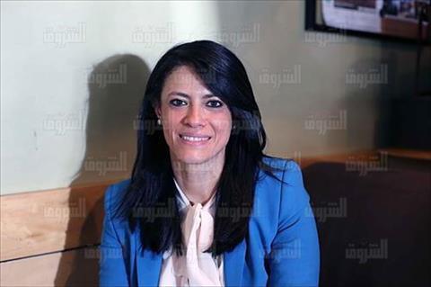 رانيا المشاط وزير السياحة تصوير روجيه انيس