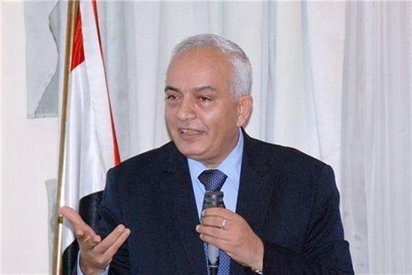 الدكتور رضا حجازي رئيس امتحانات الثانوية العامة