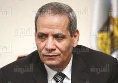 الدكتور الهلالى الشربينى، وزير التربية والتعليم والتعليم الفنى - تصوير: احمد عبد الجواد