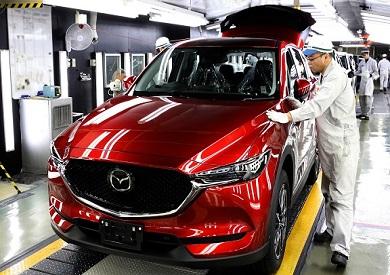 نقص الرقائق الإلكترونية يهدد بخفض إنتاج سيارات مازدا بمقدار 34 ألف سيارة خلال شهرين بوابة الشروق نسخة الموبايل