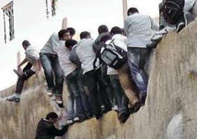 هروب الطلاب