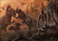 الديناصور آكل بنى جنسه