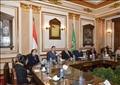 رئيس جامعة القاهرة ورئيس جامعة بيلاروسيا